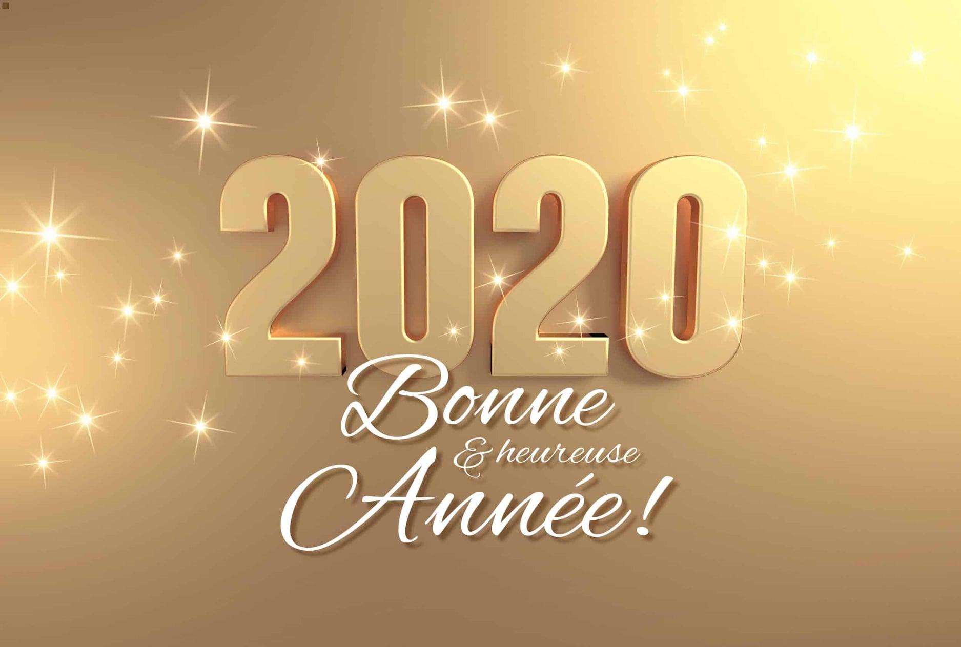 Meilleurs voeux et reprise le 07/01/2020 pour Restaurant Le 4 Mulhouse