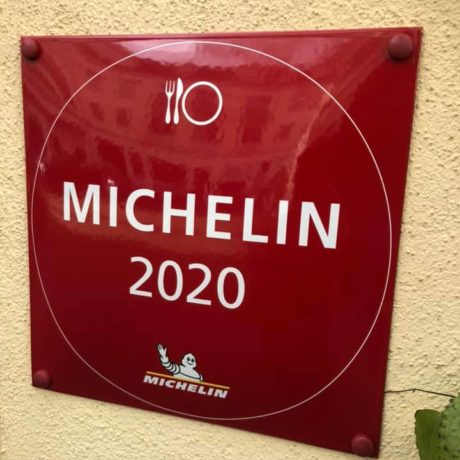 Michelin 2020 gastronomie 68 Mulhouse
