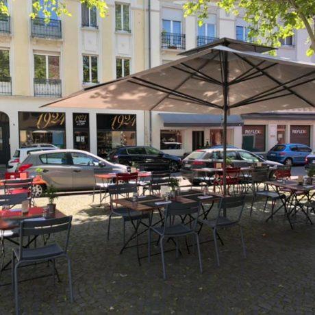 Réouverture le 05 juin Restaurant Le 4 Mulhouse 68 Alsace