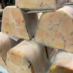 Nous préparons une tournée de foie gras de