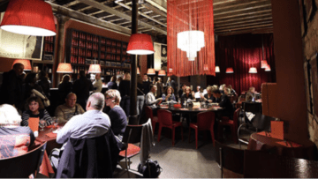 Ouverture de l'entrepôt Café Théâtre